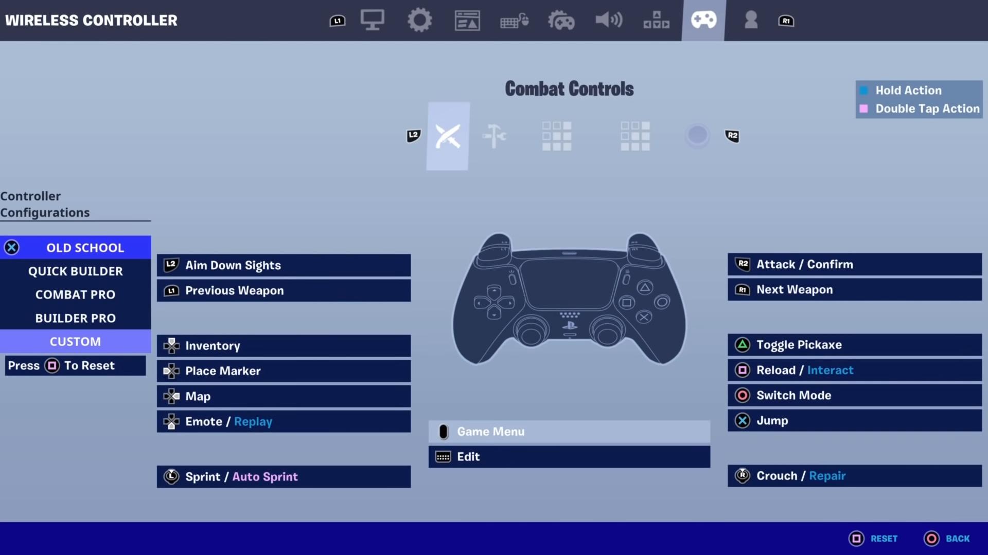 【フォートナイト】PS4(PS5)最強の RazorX 最新のボタン配置設定・感度設定・使っている周辺機器(デバイス) まとめ