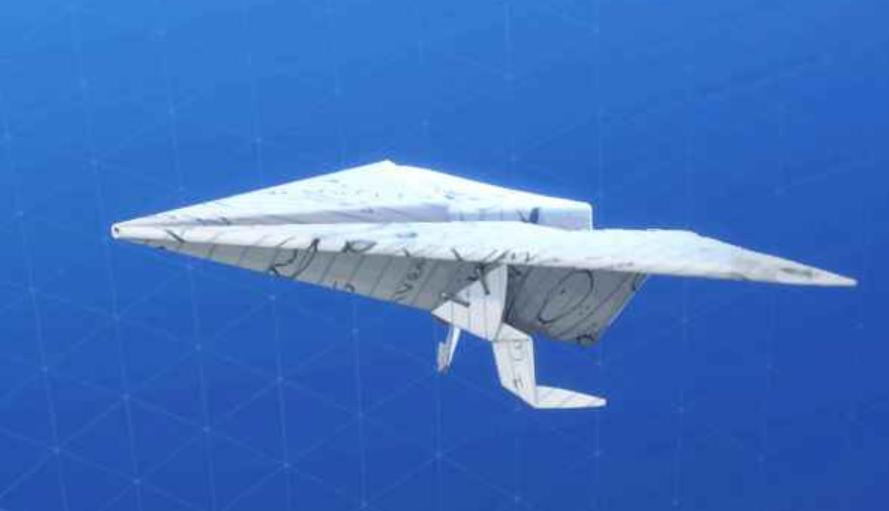 紙飛行機 グライダー