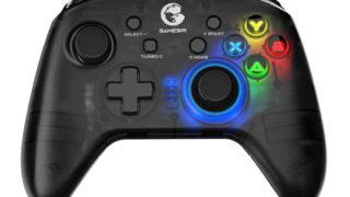 背面ボタンコントローラー GameSir T4 pro