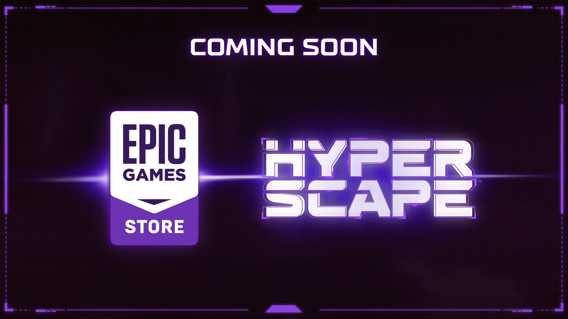 【ハイパースケープ】ハイパースケープがエピックストアで入手可能に!
