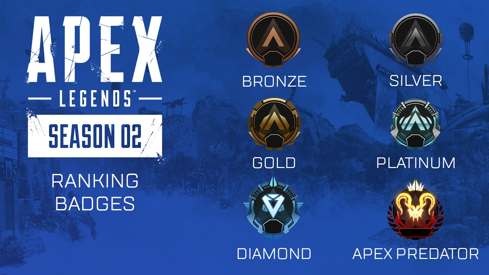 【Apex Legends】同じランクなのにマッチングできないときの対処法【ランクマッチ】【エーペックスレジェンズ】