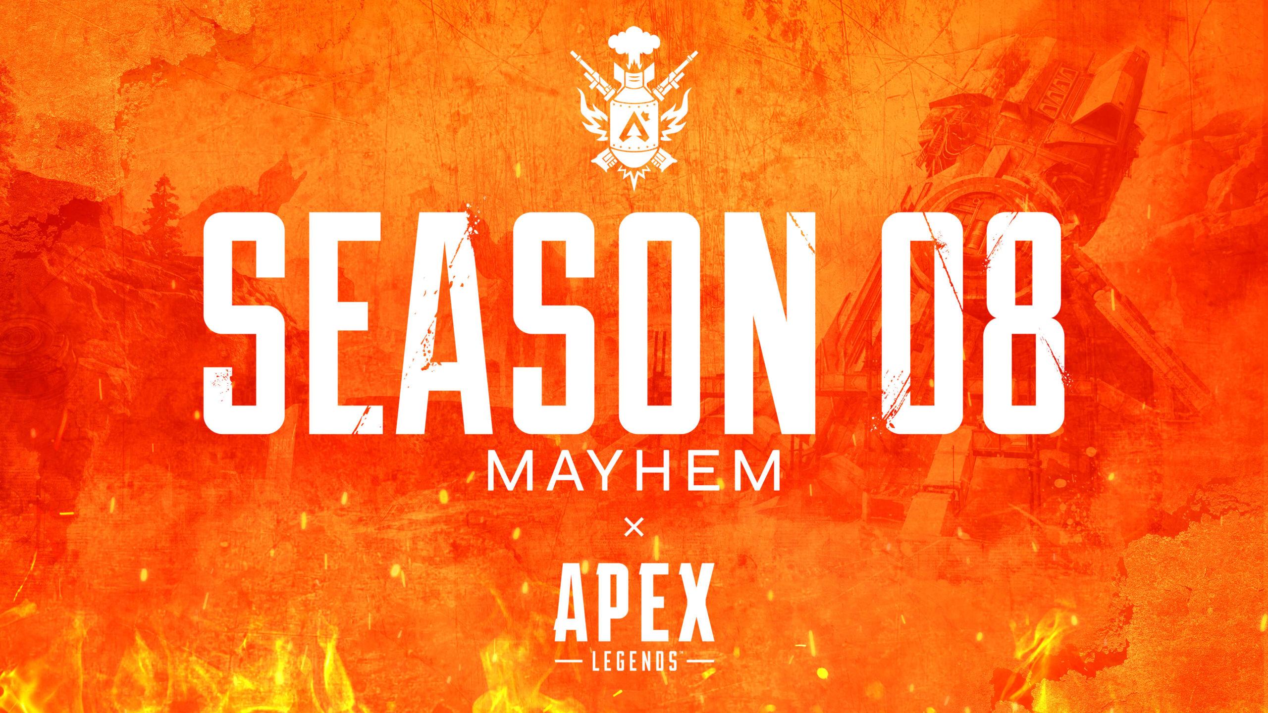【Apex Legends】シーズン8 はいつから?【エーペックスレジェンズ】