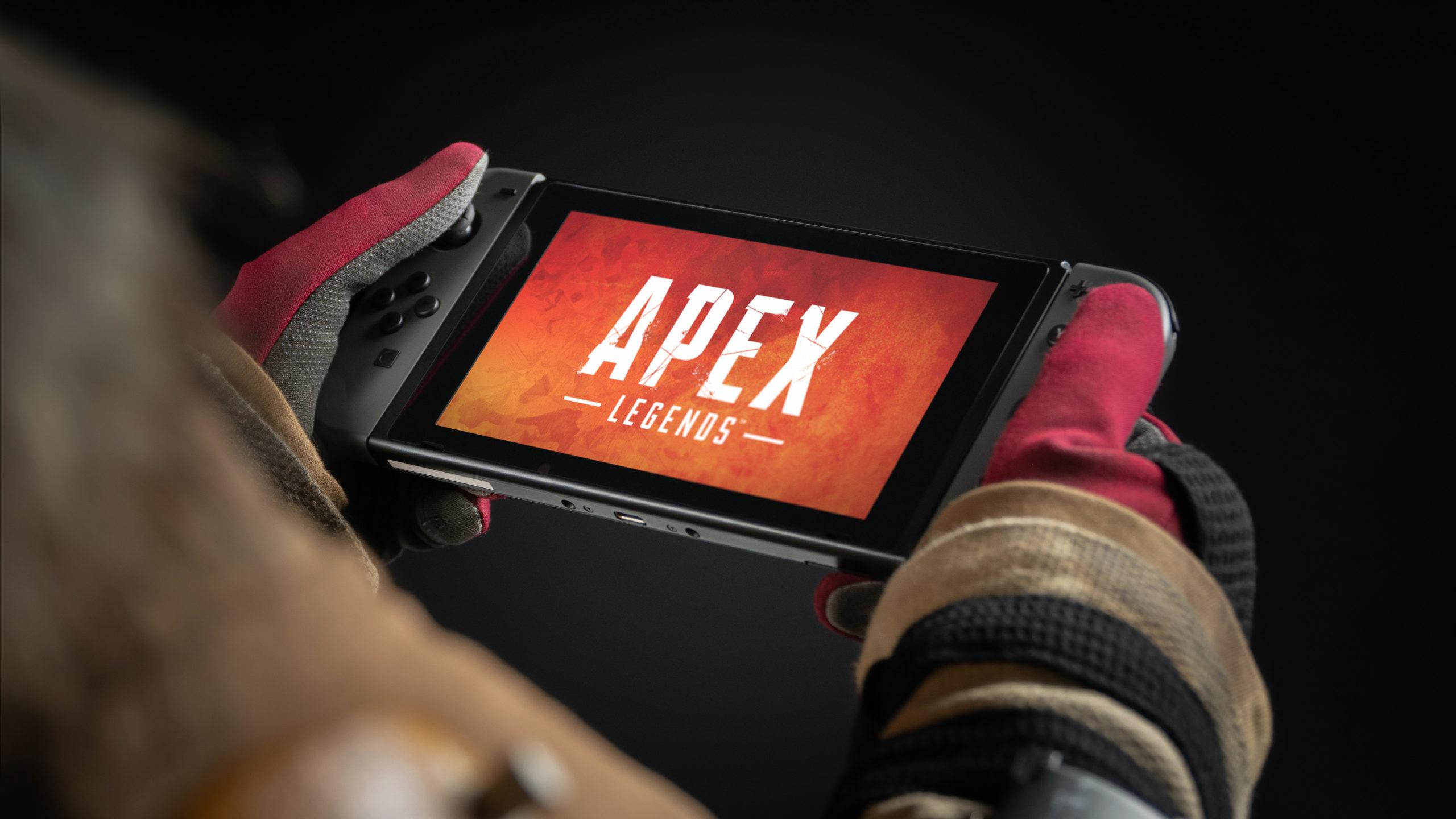 Switch版Apex Legends
