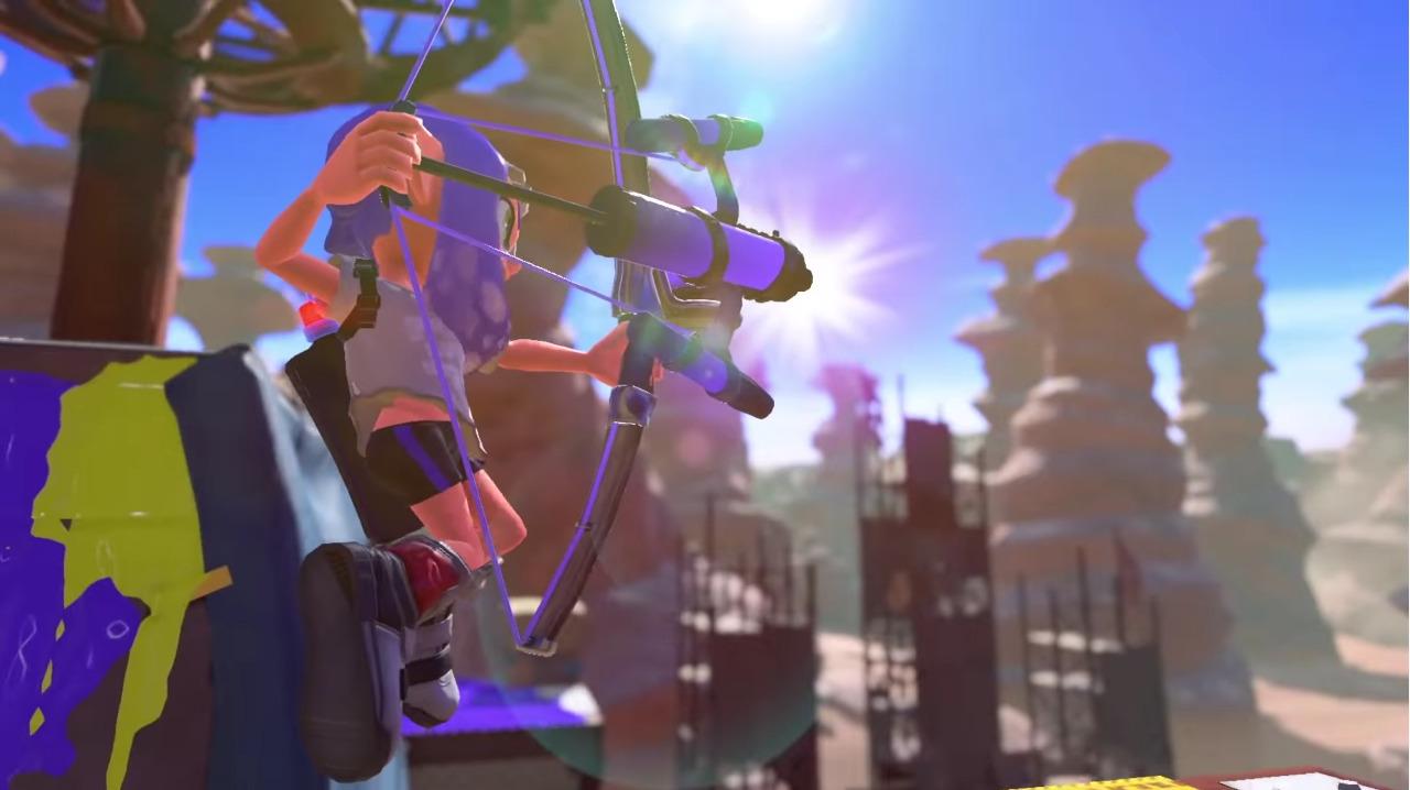 【スプラトゥーン3】発売日はいつ?新武器・新要素について【Splatoon】