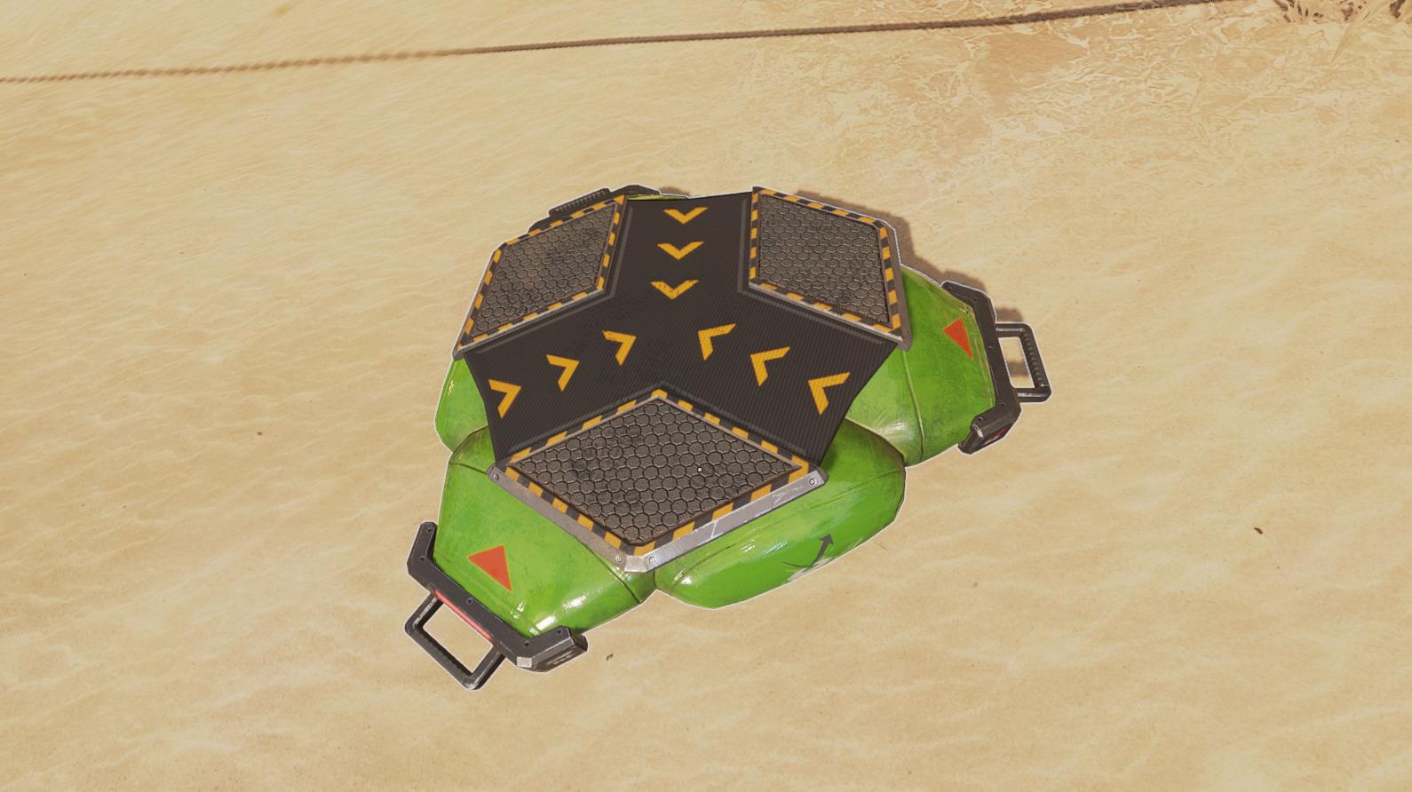 【Apex Legends】オクタンのジャンプパッドで垂直ジャンプ(真上に飛ぶ)する方法【エーペックスレジェンズ】