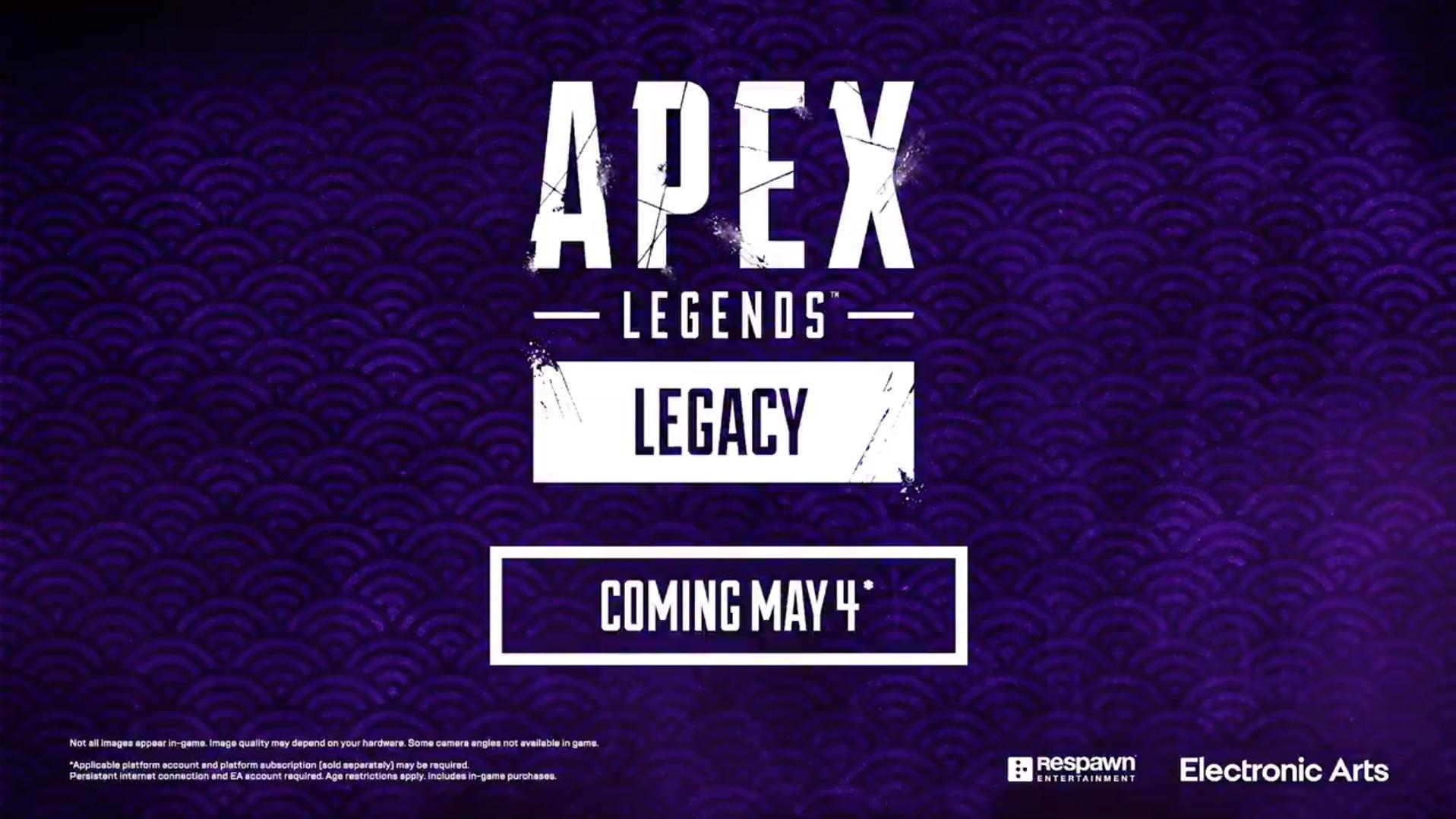 【Apex Legends】レガシー(シーズン9) はいつから?【エーペックスレジェンズ】