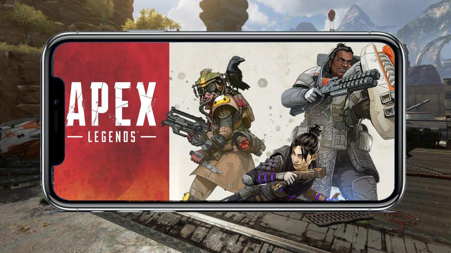 【Apex Legends】モバイル版はいつから?配信日について【エーペックスレジェンズ】