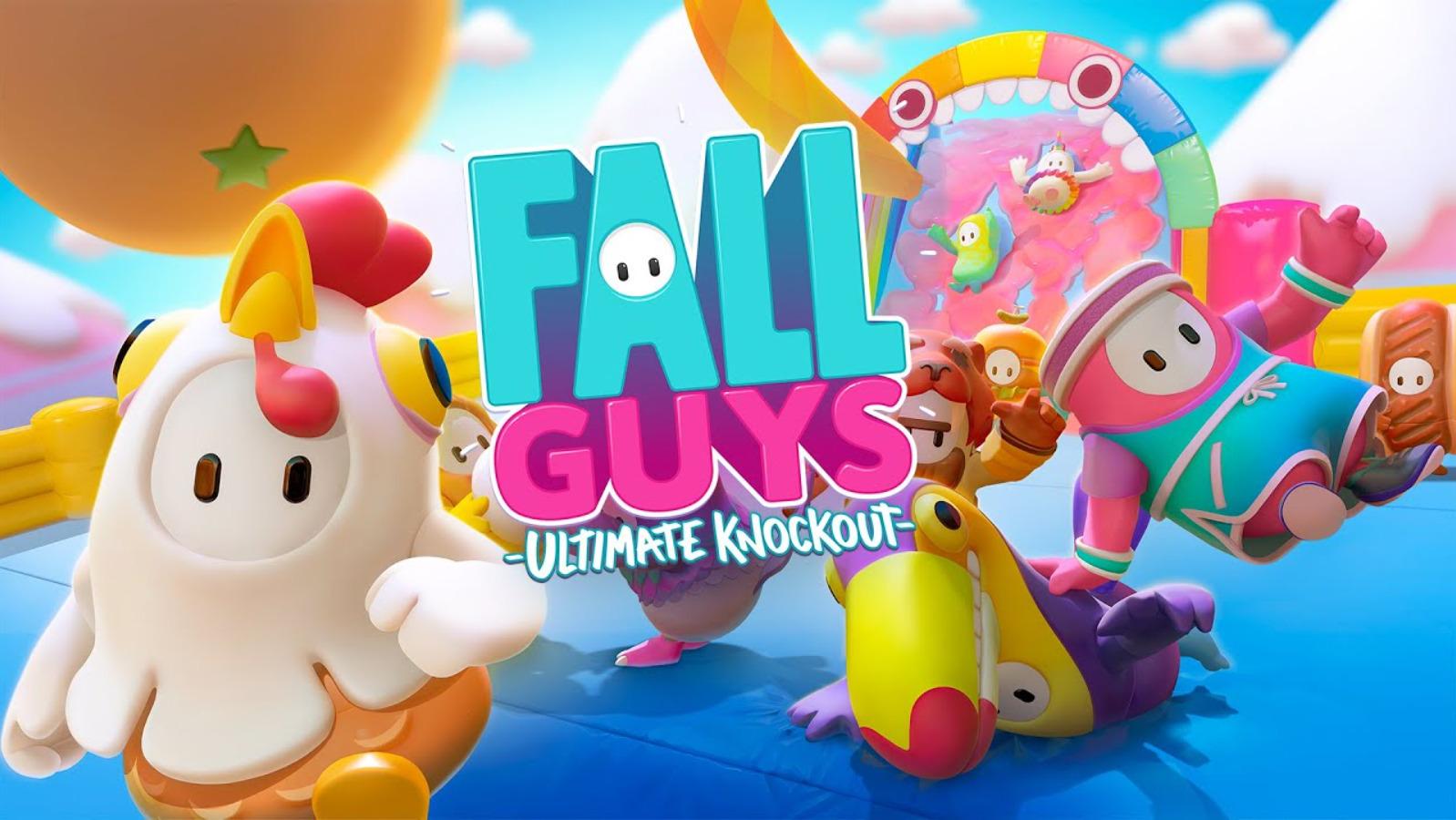 【フォールガイズ】タイトルの意味について【Fall Guys】
