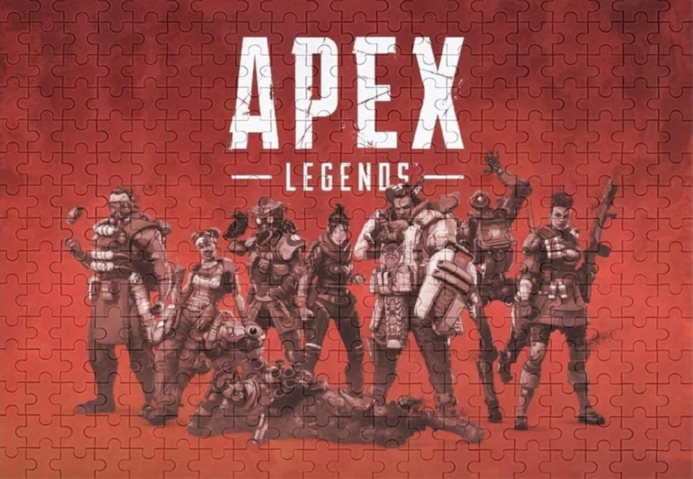 【Apex Legends】絶対に初心者向けじゃないパズル【エーペックスレジェンズ】